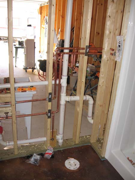 Bath Plumbing Rough In Home Decor